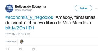 Noticias de Economia