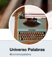 Universo de palabras Tweeter